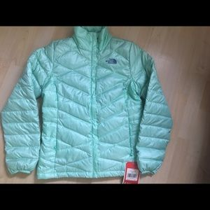 The North Face Green Jacket S New